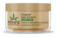 Купить Hempz Original Herbal Sugar Body Scrub Скраб для тела Оригинальный,176 гр.